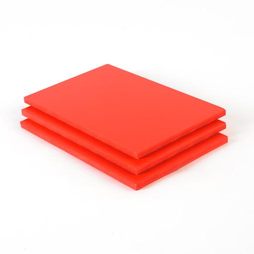 pvc hartschaumplatten rot 5 mm zuschnitt nach ma kaufen. Black Bedroom Furniture Sets. Home Design Ideas