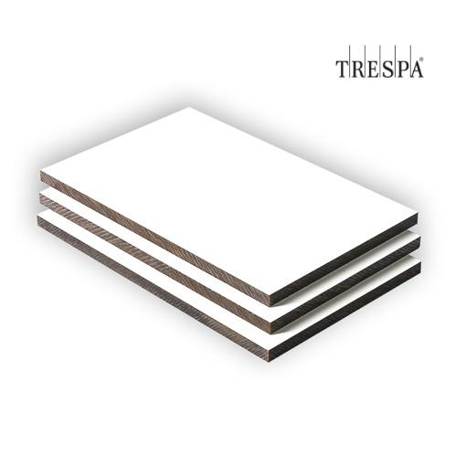 trespa platten wei 8 mm zuschnitt nach ma kaufen. Black Bedroom Furniture Sets. Home Design Ideas
