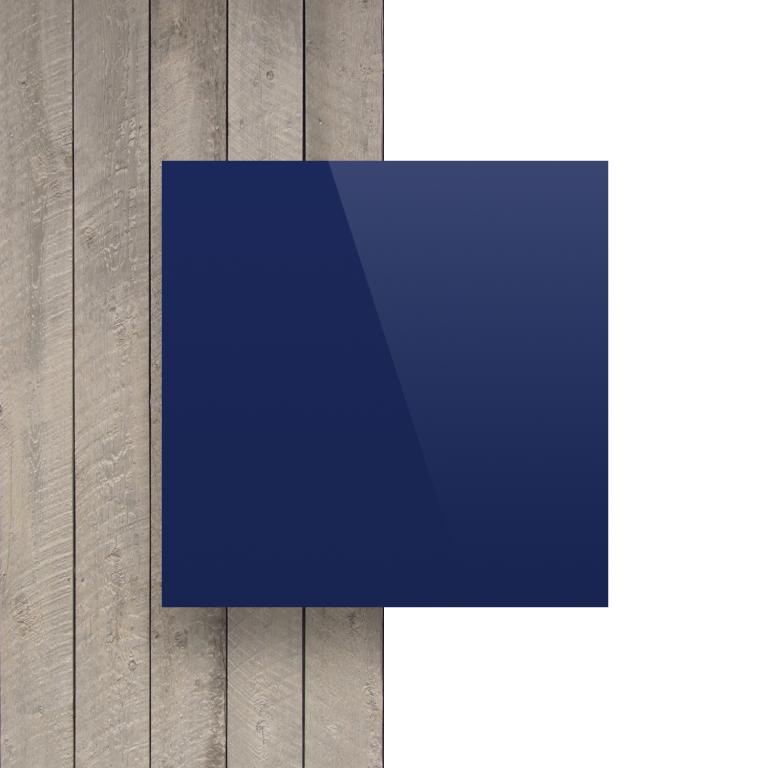 Vorseite alupanel blau