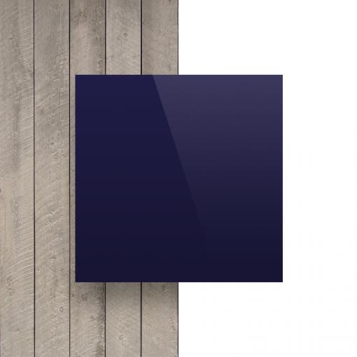 Vorseite alupanel dunkelblau