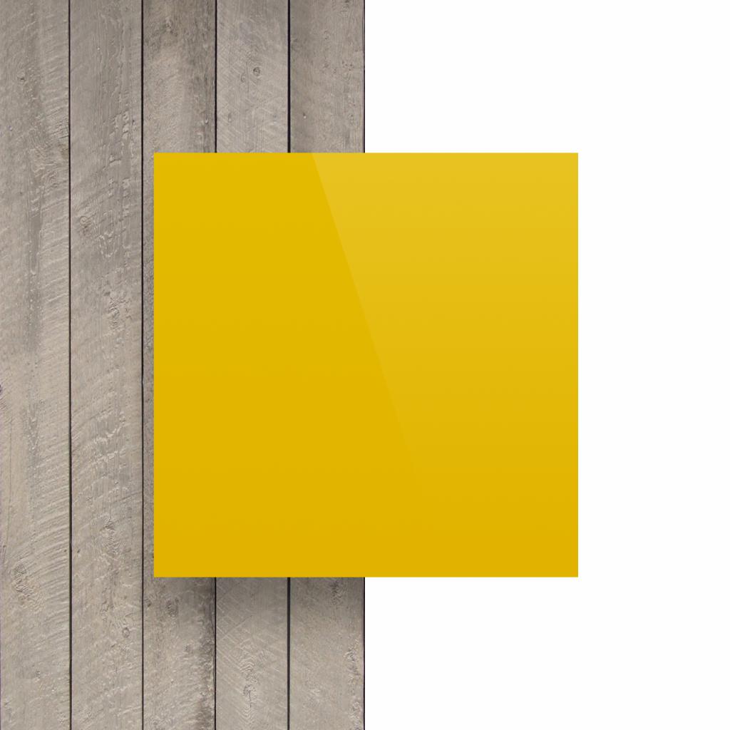 Vorseite alupanel gelb