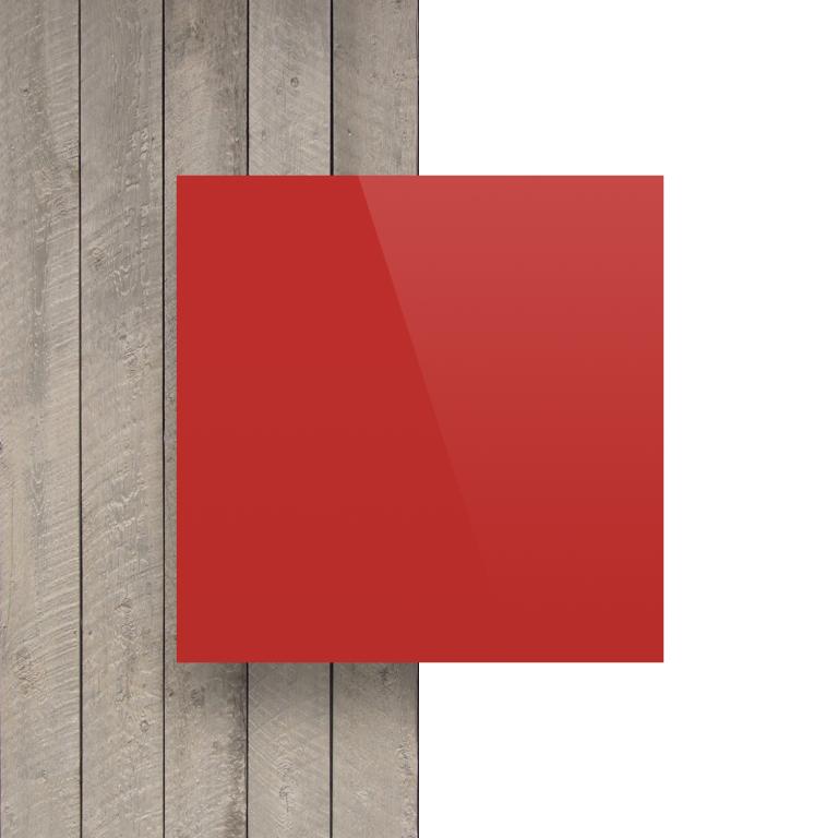 Vorseite alupanel rot