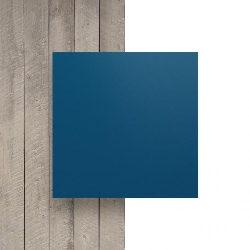 Vorseite HPL enzianblau