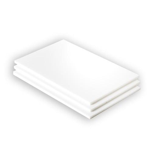hart pvc ganze platten wei 1 mm zuschnitt nach ma. Black Bedroom Furniture Sets. Home Design Ideas