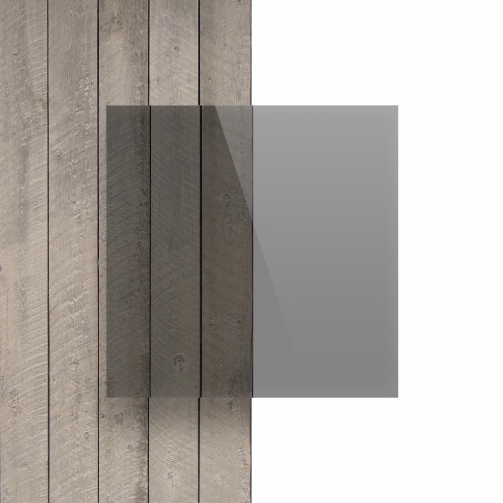 Vorseite hart PVC transparent