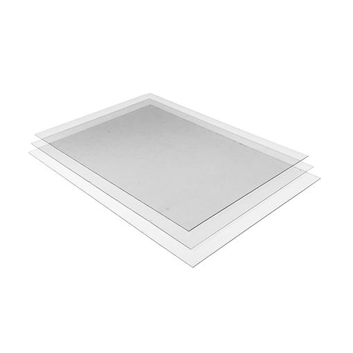 hart pvc ganze platten transparent 0 5 mm zuschnitt nach ma. Black Bedroom Furniture Sets. Home Design Ideas