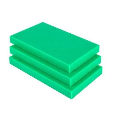 PE 1000 Platte grün Zuschnitt nach Maß kaufen