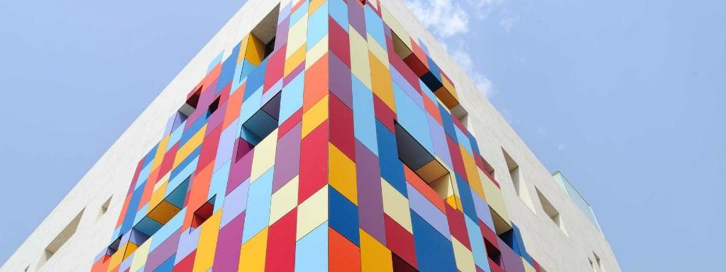 trespa fassade-Kulturelles Zentrum Ca Don José (Spanien)2