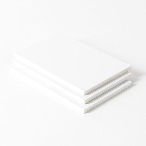 pvc hartschaumplatten wei 3 mm zuschnitt nach ma. Black Bedroom Furniture Sets. Home Design Ideas