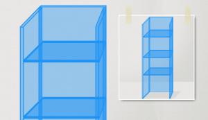 Plexiglas vitrine selber bauen