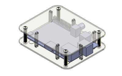 Raspberry Pi Gehäuse selber bauen