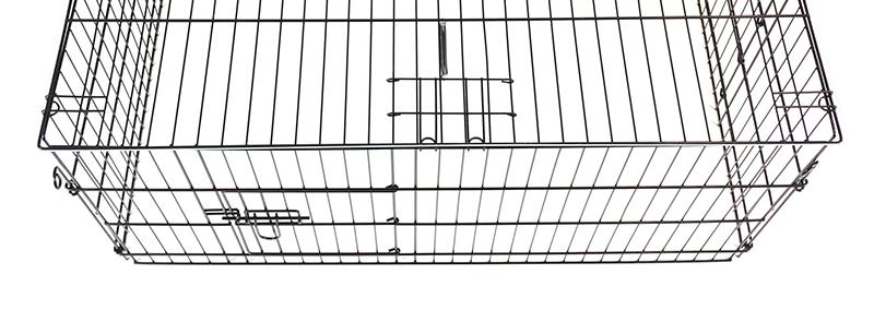 vordach f r einen kaninchenk fig hasenk fig selber bauen. Black Bedroom Furniture Sets. Home Design Ideas