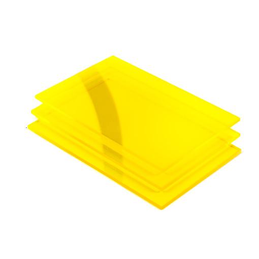 acrylglas platten gelb fluoreszierend 3 mm zuschnitt. Black Bedroom Furniture Sets. Home Design Ideas
