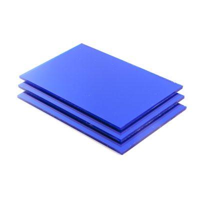 Acrylglas spiegel Blau