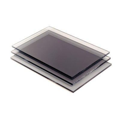 Acrylglas getönt grau