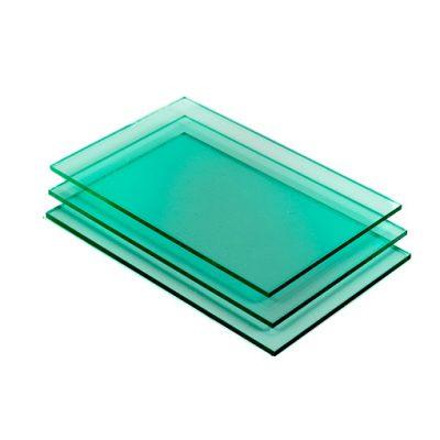 Acrylglass Platte Glasslook