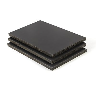 HPL Platte Anthrazit RAL 7015