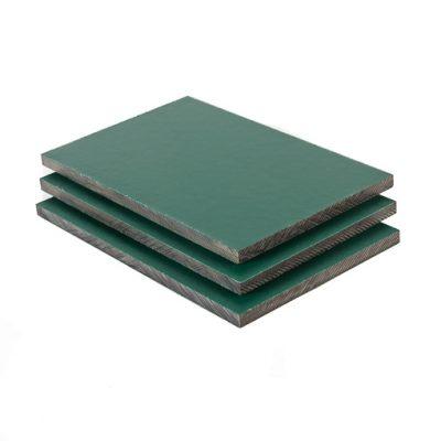 HPL Platte Moosgrün RAL 6005