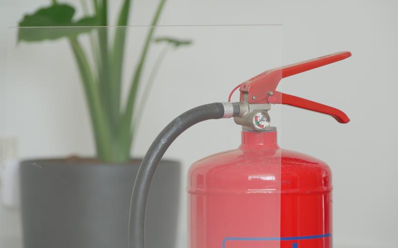 Ist Acrylglas brennbar?
