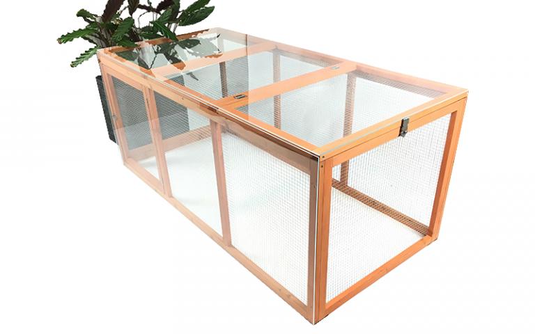 Windbretter acrylglas