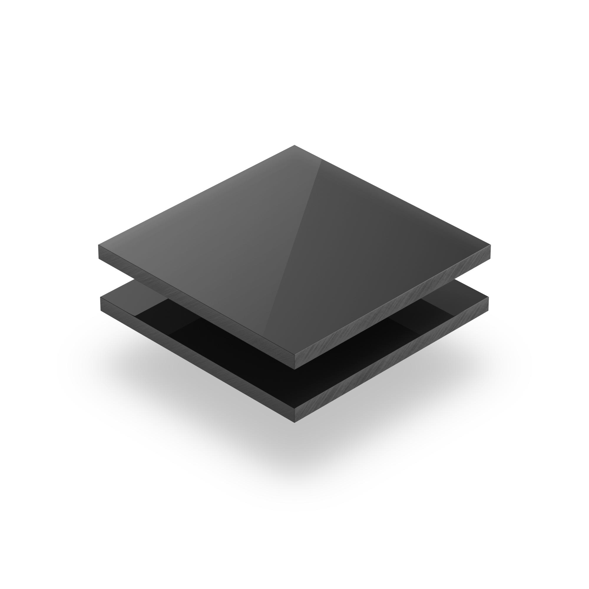 hart pvc platten dunkelgrau 10 mm zuschnitt nach ma. Black Bedroom Furniture Sets. Home Design Ideas