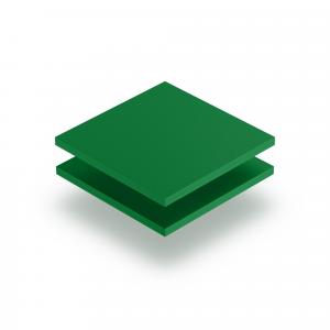 PVC Hartschaumplatte grün