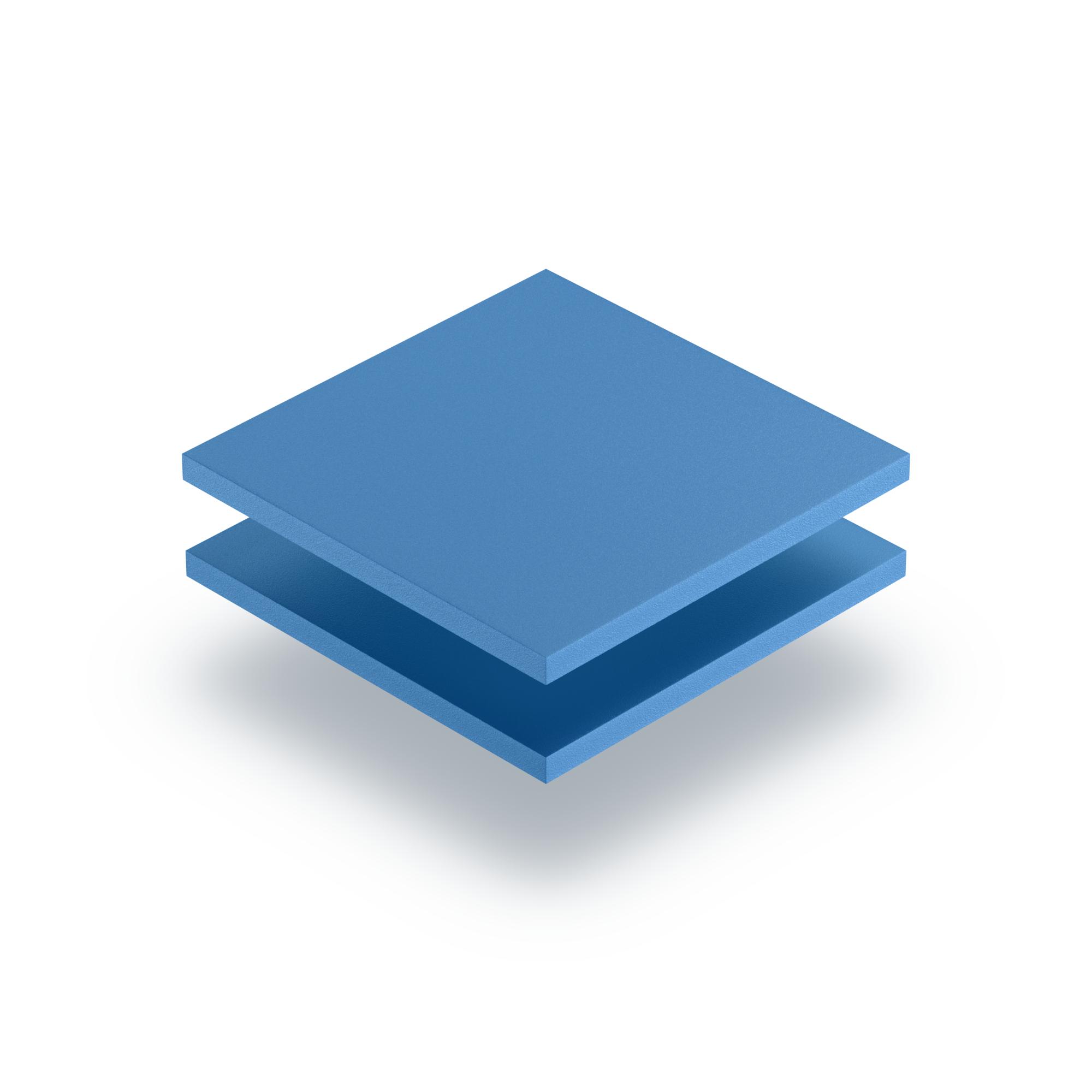 pvc hartschaumplatten hellblau 3 mm zuschnitt nach ma. Black Bedroom Furniture Sets. Home Design Ideas