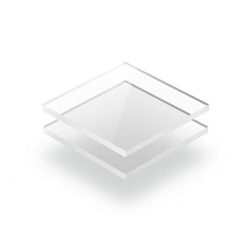 Polycarbonat Platte transparent klar
