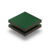 HPL struktur Platte moosgrün 6 mm RAL 6005