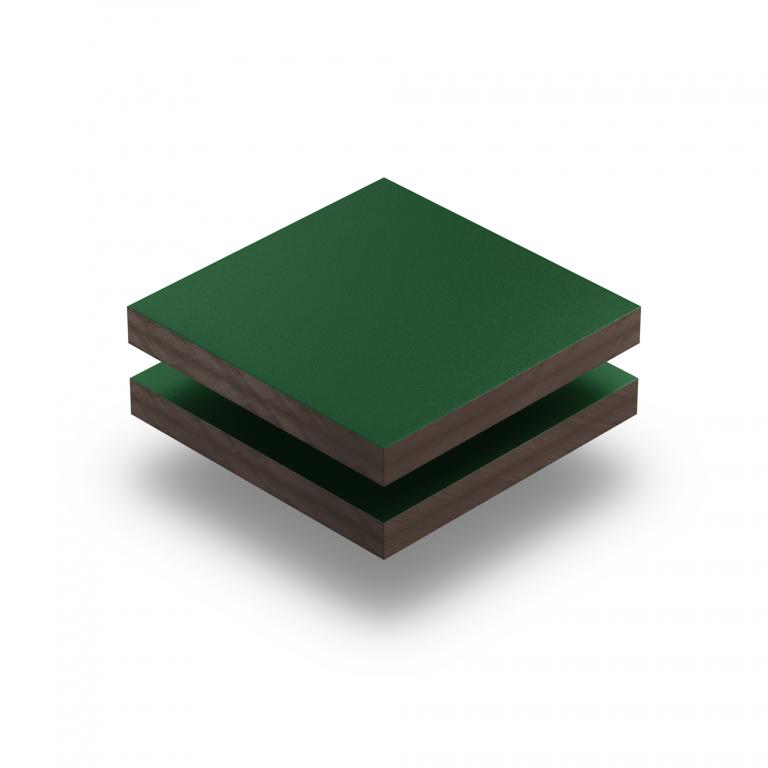 HPL struktur Platte moosgrün