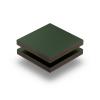 HPL struktur Platte tannengrün 6 mm RAL 6009