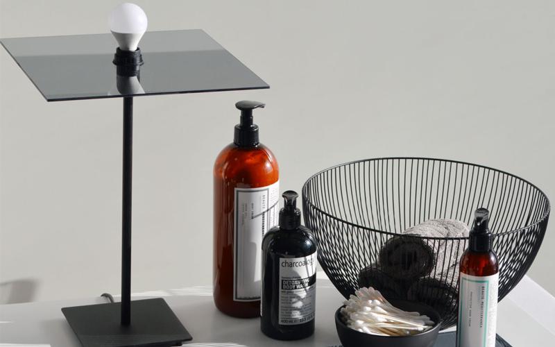 DIY Tischlampe Acrylglas