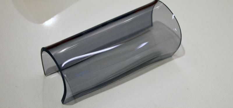 Acrylglasplatte rund