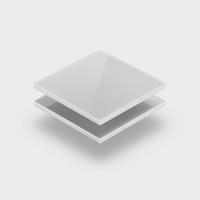 Acrylglas weiß