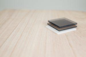 Arten Plexiglas Platten
