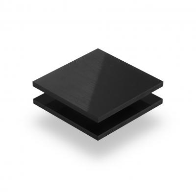Polyethylen PE Platte schwarz