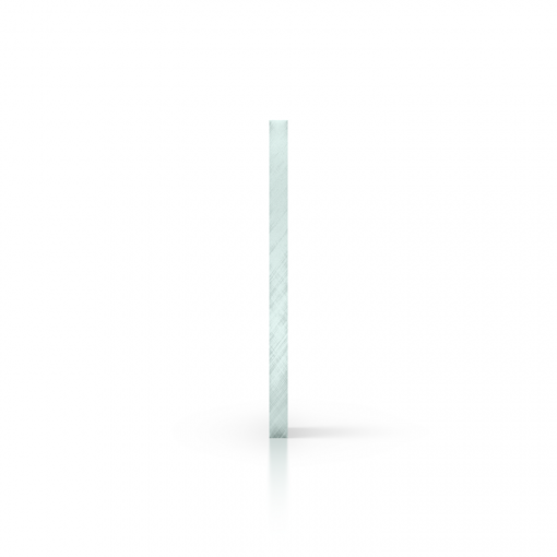 Seite Acrylglas Platte getoent glasslook