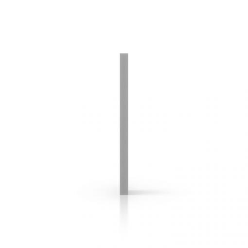 Seite PVC Hartschaumplatte grau
