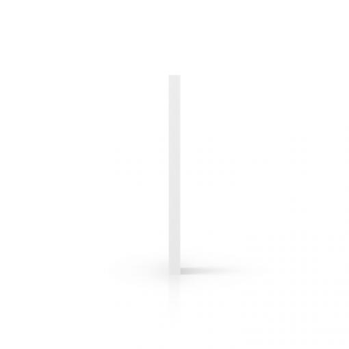 Seite PVC Hartschaumplatte weiss