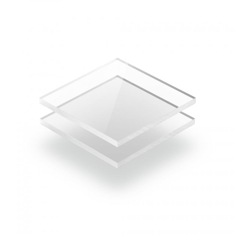 Plexiglas XT Platte transparent klar