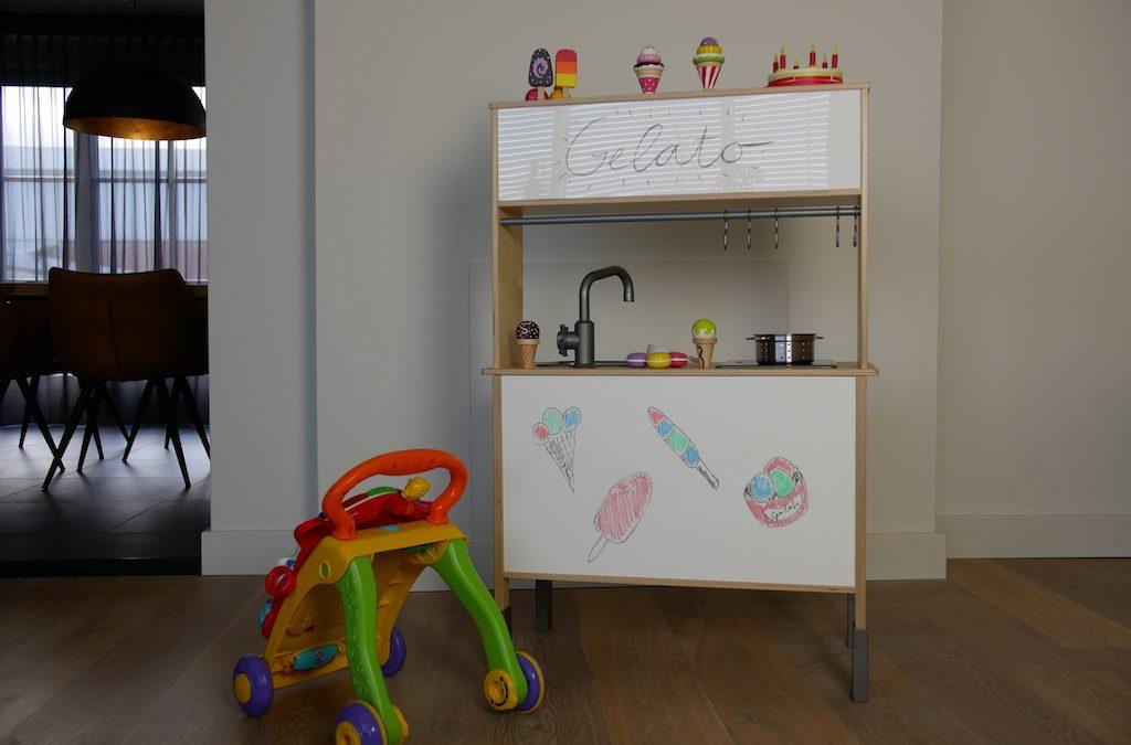 IKEA Kinderküche pimpen