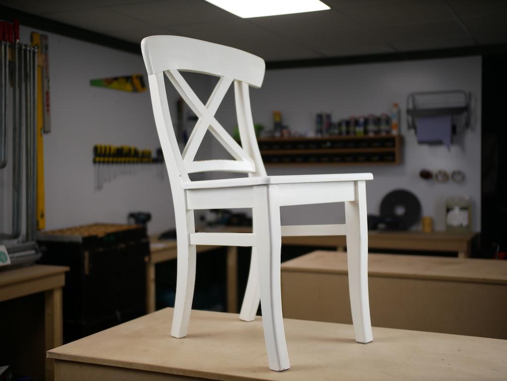 Alter Stuhl DIY