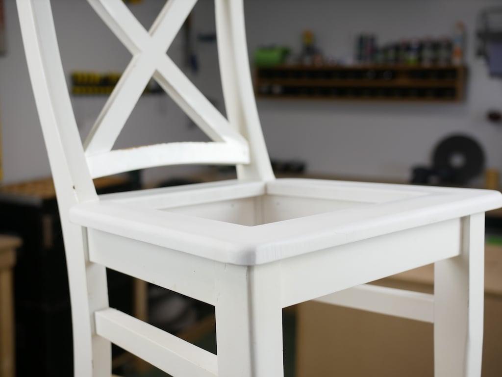 DIY Plexiglas Stuhl selber bauen