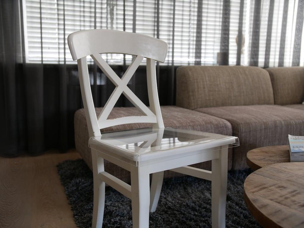 Plexiglas Stuhl selber bauen