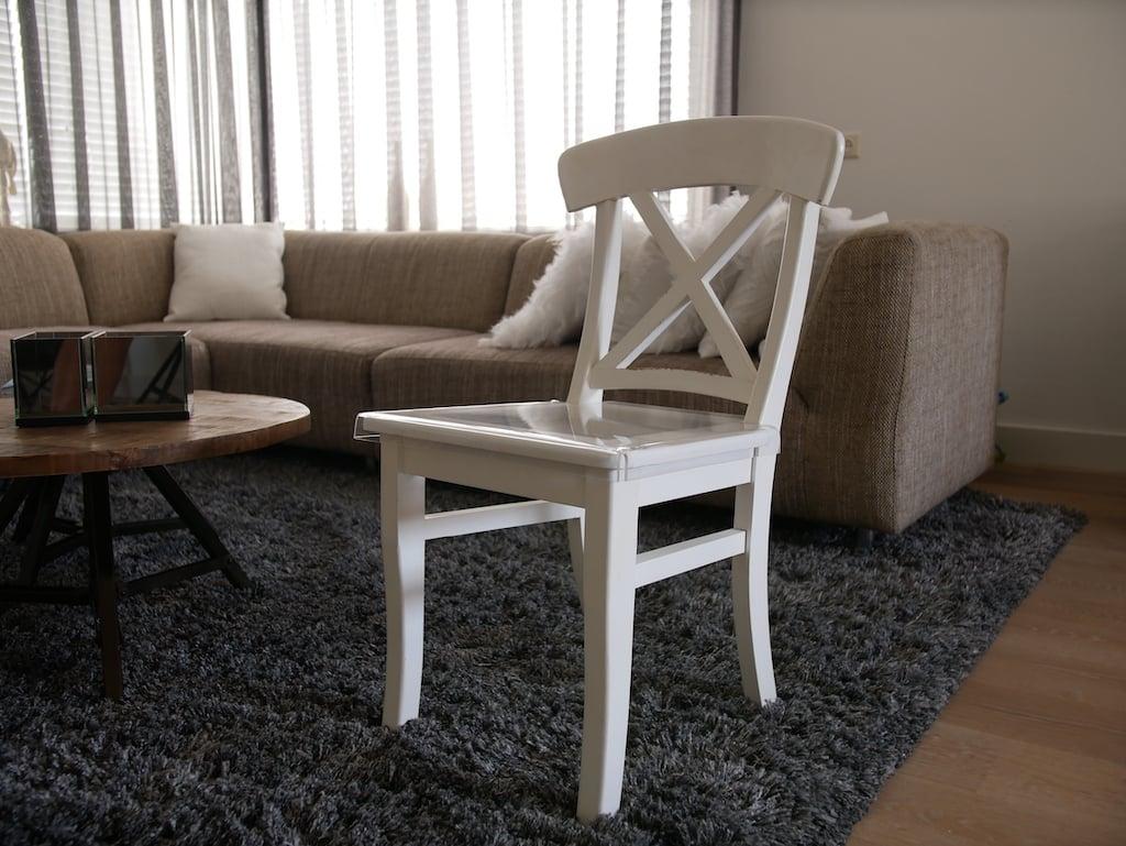 Plexiglas Stuhl