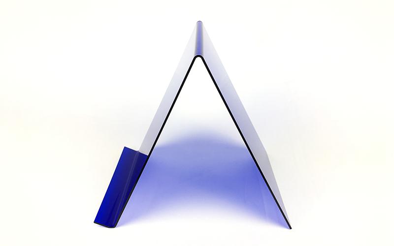 Ipad halterung aus acrylglas