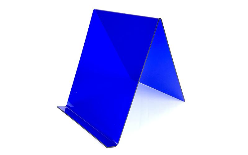 Tablet halterung aus acrylglas