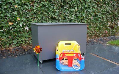 DIY: Spielzeugkiste outdoor