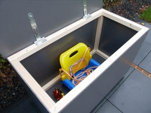 HPL Spielzeugkiste outdoor