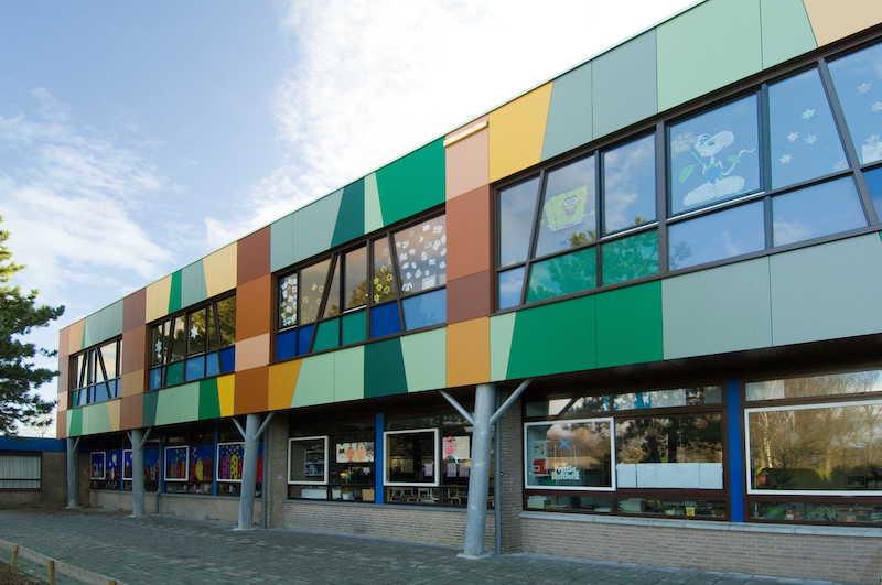 Trespa Fassadenplatten Farbig